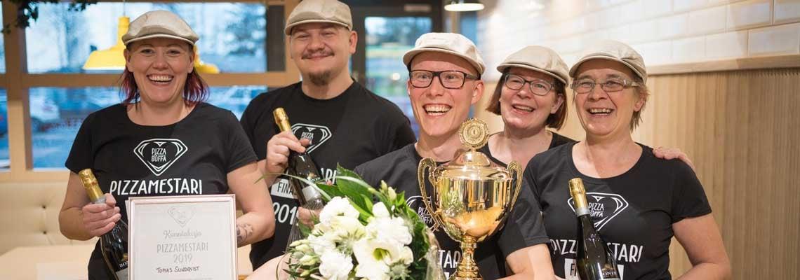 Pizza-Buffa-finalistit