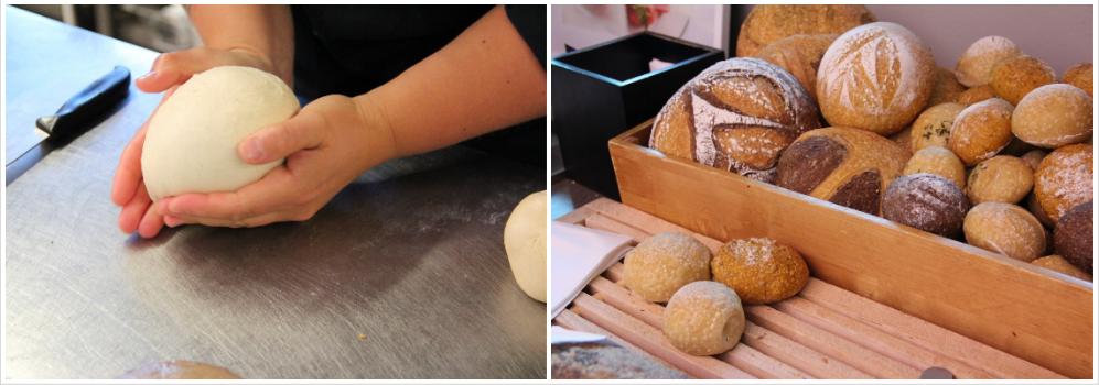 Leipätaikinasta leipäpöytään