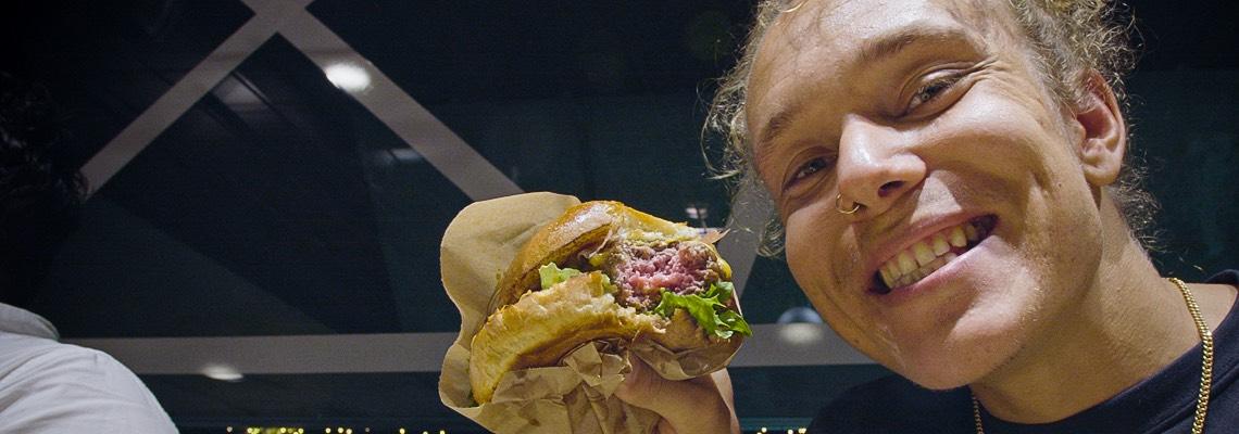 Laadukas hampurilaissämpylä on ruokailijalle ratkaiseva tekijä